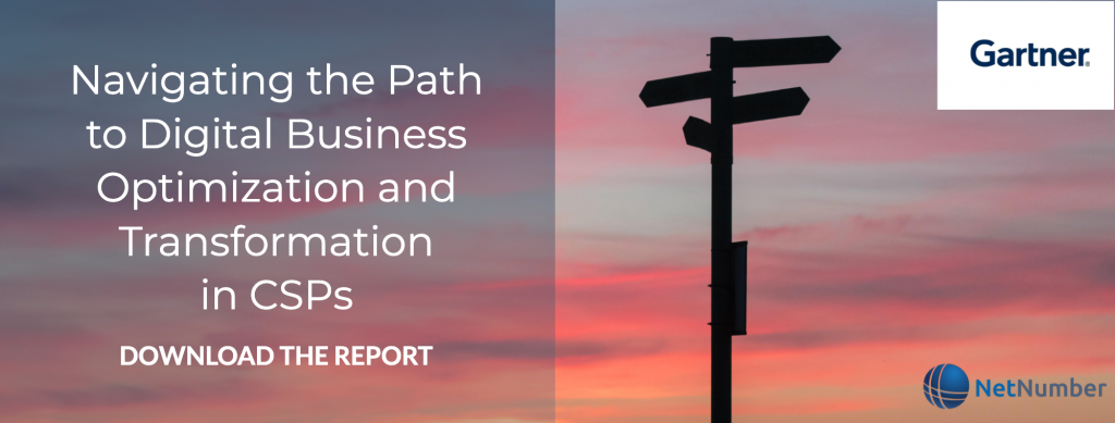 Read the Gartner Report on Business Optimization and Transformation for CSPs